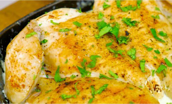 Вкусное второе блюдо из курицы