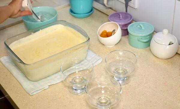 Всего 3 продукта и потрясающее лакомство готово! Домашнее фруктовое мороженое