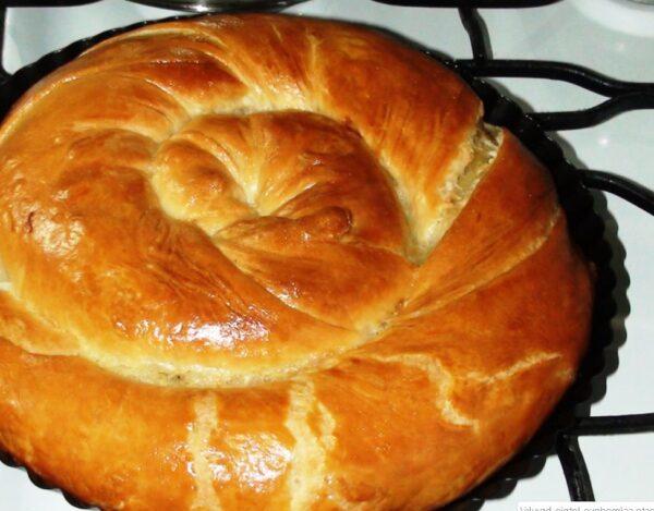 Рецепт пирога с яблоками — Молдавская вертута