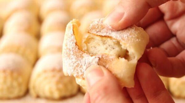 Любимое творожное печенье. Необыкновенное лакомство