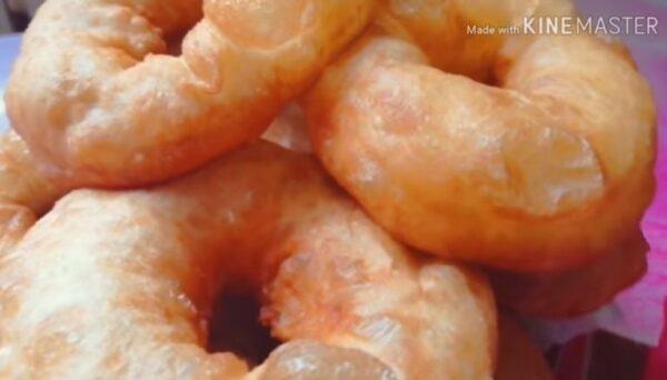 Простой рецепт вкусных пончиков